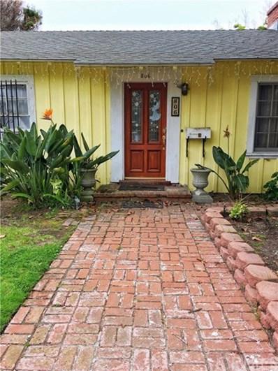 806 Serpentine Street, Redondo Beach, CA 90277 - MLS#: SB17116097