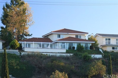 5677 Mistridge Drive, Rancho Palos Verdes, CA 90275 - MLS#: SB17118731