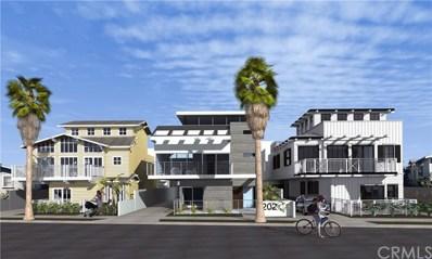 206 S Helberta UNIT B, Redondo Beach, CA 90277 - MLS#: SB17127174
