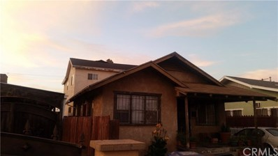 1653 W. 57Th Street, Los Angeles, CA 90062 - MLS#: SB17165896