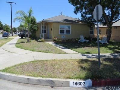14602 Funston Avenue, Norwalk, CA 90650 - MLS#: SB17168402
