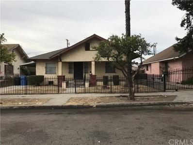 1737 W 45th Street, Los Angeles, CA 90062 - MLS#: SB17178037