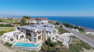 2923 Vista Del Mar, Rancho Palos Verdes, CA 90275 - MLS#: SB17178378