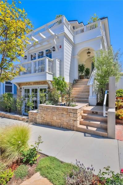 424 2nd Street, Manhattan Beach, CA 90266 - MLS#: SB17178867