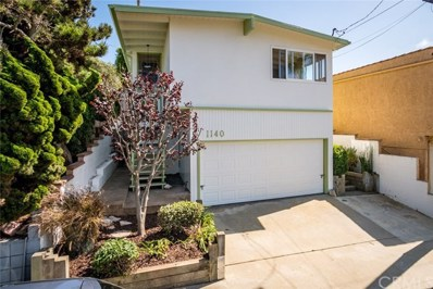 1140 7th Place, Hermosa Beach, CA 90254 - MLS#: SB17188337