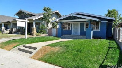 1304 W 51st Place, Los Angeles, CA 90037 - MLS#: SB17189531