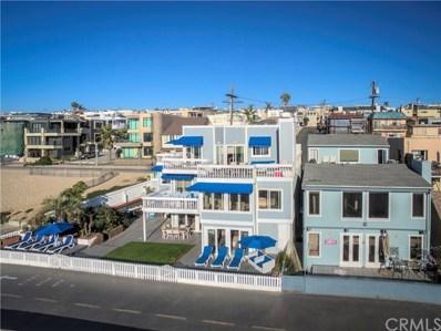 3500 The Strand, Hermosa Beach, CA 90254 - MLS#: SB17190956