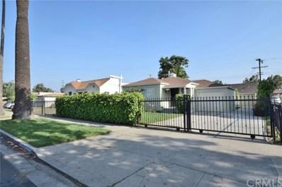 1233 W 60th Place, Los Angeles, CA 90044 - MLS#: SB17191001