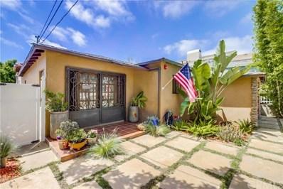 1019 Spencer Street, Redondo Beach, CA 90277 - MLS#: SB17195188