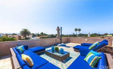 608 5th Street, Hermosa Beach, CA 90254 - MLS#: SB17200255