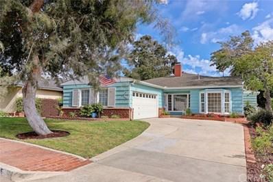 285 Via Buena Ventura Street, Redondo Beach, CA 90277 - MLS#: SB17203313