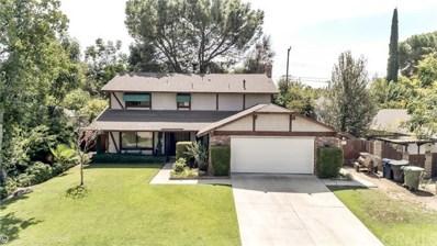 1522 Powell Lane, Redlands, CA 92374 - MLS#: SB17209391