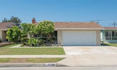 22129 Nicolle Avenue, Carson, CA 90745 - MLS#: SB17209671
