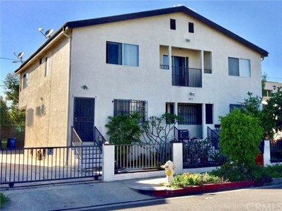 941 N Kingsley Drive, Los Angeles, CA 90029 - MLS#: SB17220952
