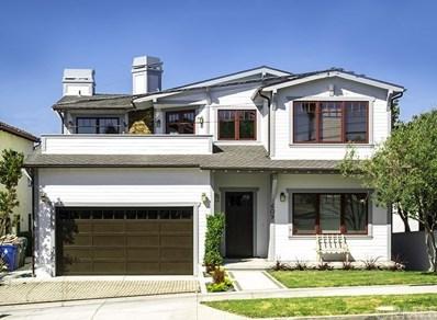609 Ruby Street, Redondo Beach, CA 90277 - MLS#: SB17221579