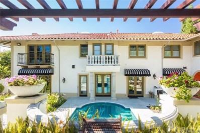 1416 Via Coronel, Palos Verdes Estates, CA 90274 - MLS#: SB17225355