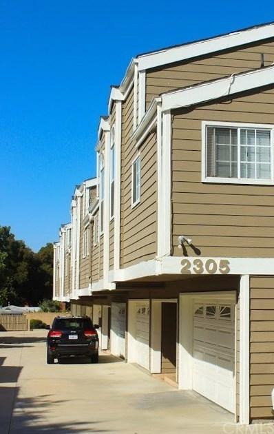 2305 241st Street UNIT 3, Lomita, CA 90717 - MLS#: SB17226432