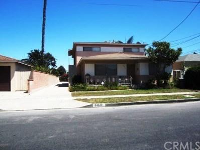 14618 Gramercy Place UNIT 3, Gardena, CA 90249 - MLS#: SB17229152