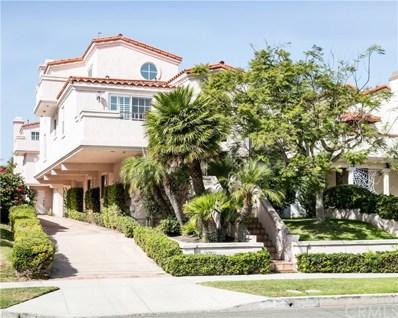 121 S Helberta Avenue UNIT A, Redondo Beach, CA 90277 - MLS#: SB17233463