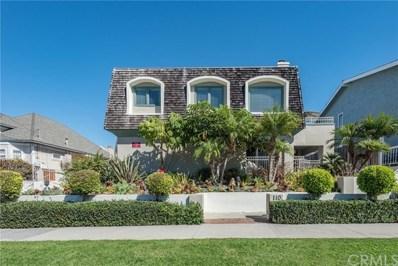 110 S Guadalupe Avenue S UNIT 1, Redondo Beach, CA 90277 - MLS#: SB17233705