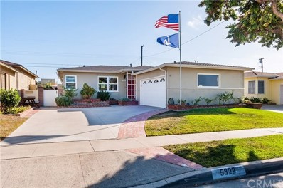 5322 W 139th Street, Hawthorne, CA 90250 - MLS#: SB17233919