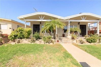 722 W 11th Street, San Pedro, CA 90731 - MLS#: SB17234277