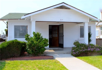 317 S Francisca Avenue, Redondo Beach, CA 90277 - MLS#: SB17235188