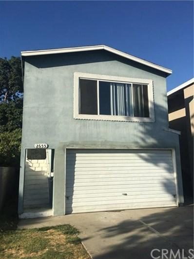 2655 E Jefferson Street, Carson, CA 90810 - MLS#: SB17235898