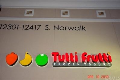 12417 Norwalk Blvd (Tutti Frutti Frozen Yogurt), Norwalk, CA 90650 - MLS#: SB17236215