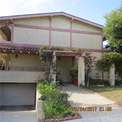 1320 12th Street UNIT F, Manhattan Beach, CA 90266 - MLS#: SB17236738