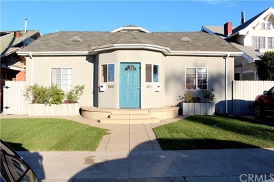 1400 4th Avenue, Los Angeles, CA 90019 - MLS#: SB17238174