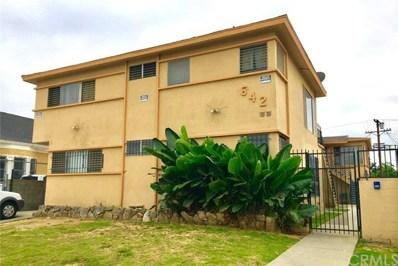 642 W 74th Street, Los Angeles, CA 90044 - MLS#: SB17238641