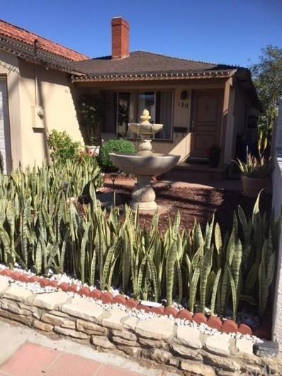 130 S Prospect Avenue, Redondo Beach, CA 90277 - MLS#: SB17240967