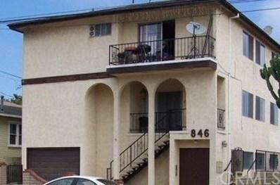 846 W 19th Street, San Pedro, CA 90731 - MLS#: SB17241341