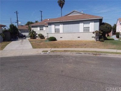 2931 W 129th Place, Gardena, CA 90249 - MLS#: SB17242956