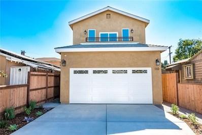 110 W Arbor Street, Long Beach, CA 90805 - MLS#: SB17243220