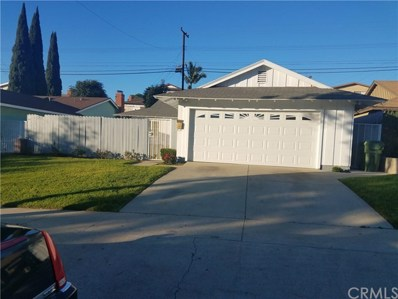 1453 E Gladwick Street, Carson, CA 90746 - MLS#: SB17244802