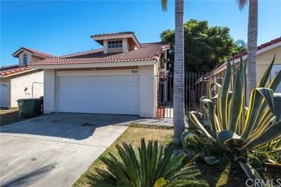 616 W Laurel Street, Compton, CA 90220 - MLS#: SB17245344