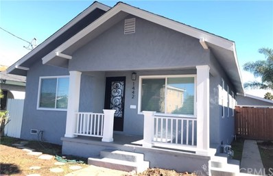 1442 Ronan Avenue, Wilmington, CA 90744 - MLS#: SB17245460