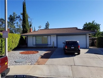 13326 Running Horse Drive, Moreno Valley, CA 92553 - MLS#: SB17249924