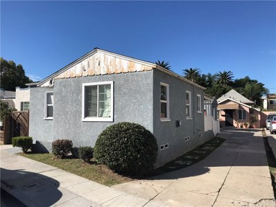 1051 Alamitos Avenue, Long Beach, CA 90813 - MLS#: SB17251112