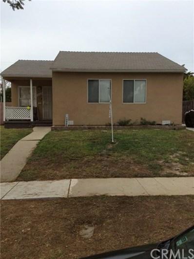13025 S Berendo Avenue, Gardena, CA 90247 - MLS#: SB17252639