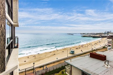 531 Esplanade UNIT 505, Redondo Beach, CA 90277 - MLS#: SB17253050