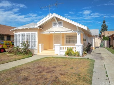 1925 W 41st Street, Los Angeles, CA 90062 - MLS#: SB17253060