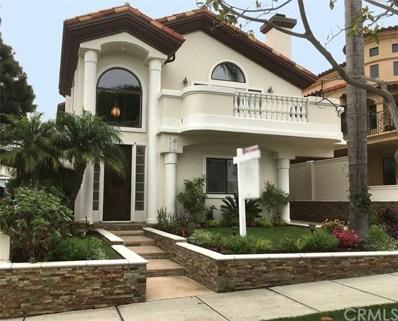 124 S Irena Avenue UNIT A, Redondo Beach, CA 90277 - MLS#: SB17255599