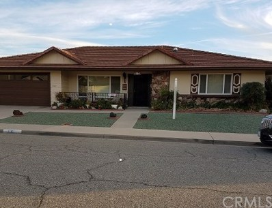 1161 W Montrose Avenue, Hemet, CA 92543 - MLS#: SB17255768