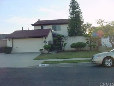 1334 Woodbury Drive, Harbor City, CA 90710 - MLS#: SB17256698