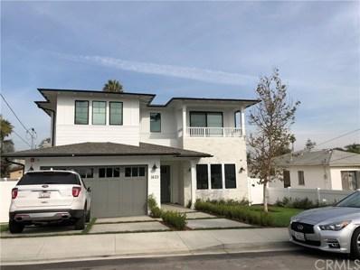1633 Nelson Avenue, Manhattan Beach, CA 90266 - MLS#: SB17256730