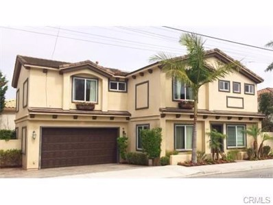 1308 Harkness Lane, Redondo Beach, CA 90278 - MLS#: SB17259484