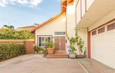 2219 Pullman Lane UNIT B, Redondo Beach, CA 90278 - MLS#: SB17260358